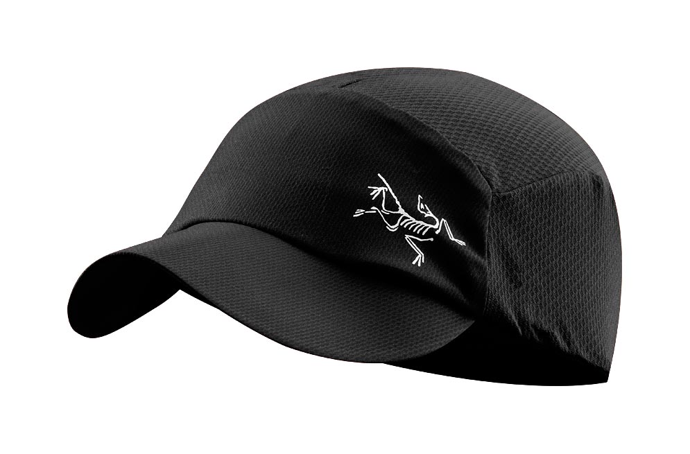 c9cbbfe304b Arcteryx Black Moulin Cap - New