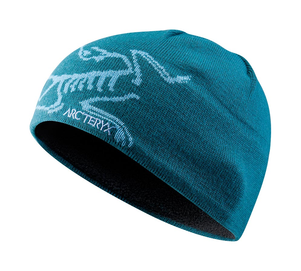 Arcteryx Peacock / Reef Blue Bird Head Toque