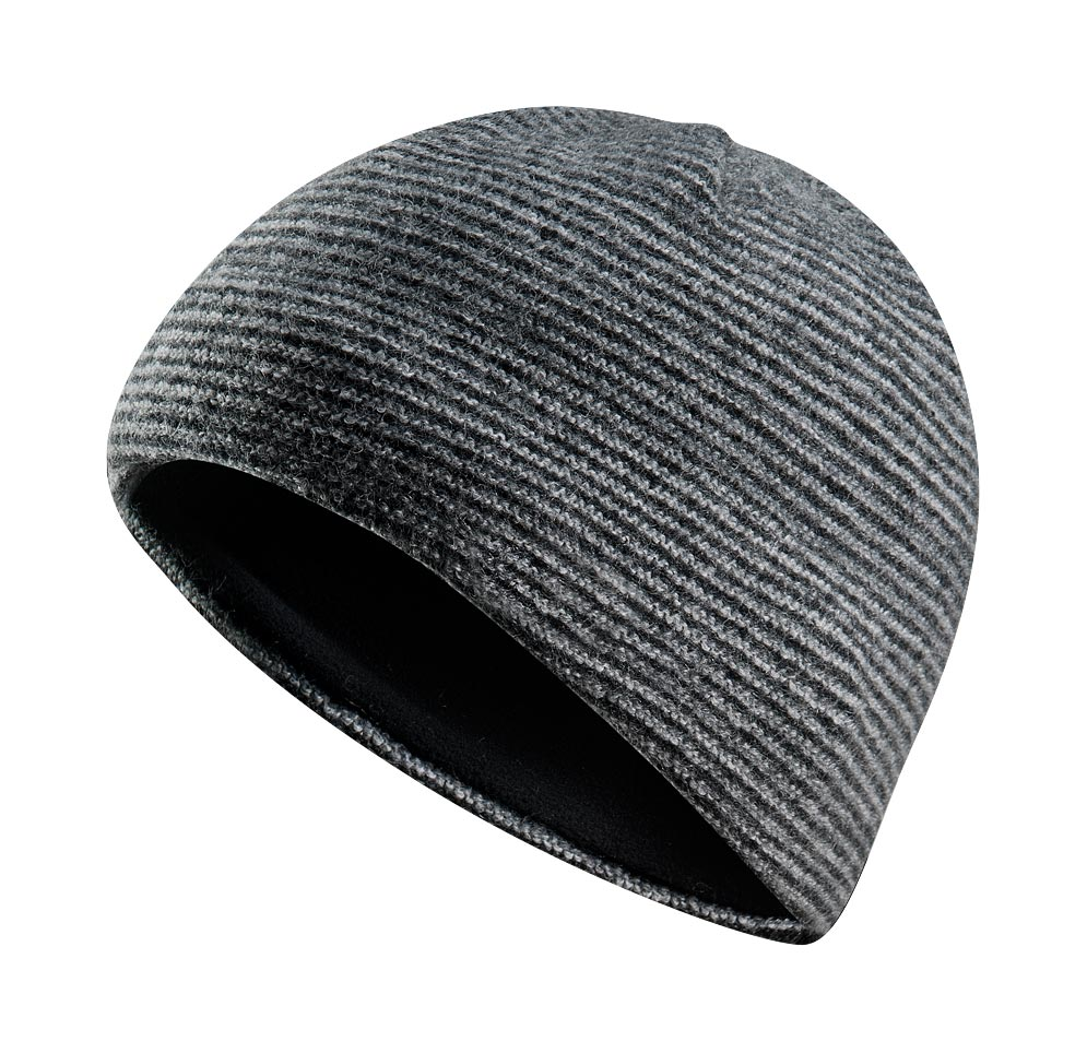 Arcteryx Heathered Black Wooli Toque