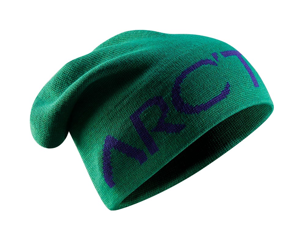 Arcteryx Green Light Word Head Long Toque