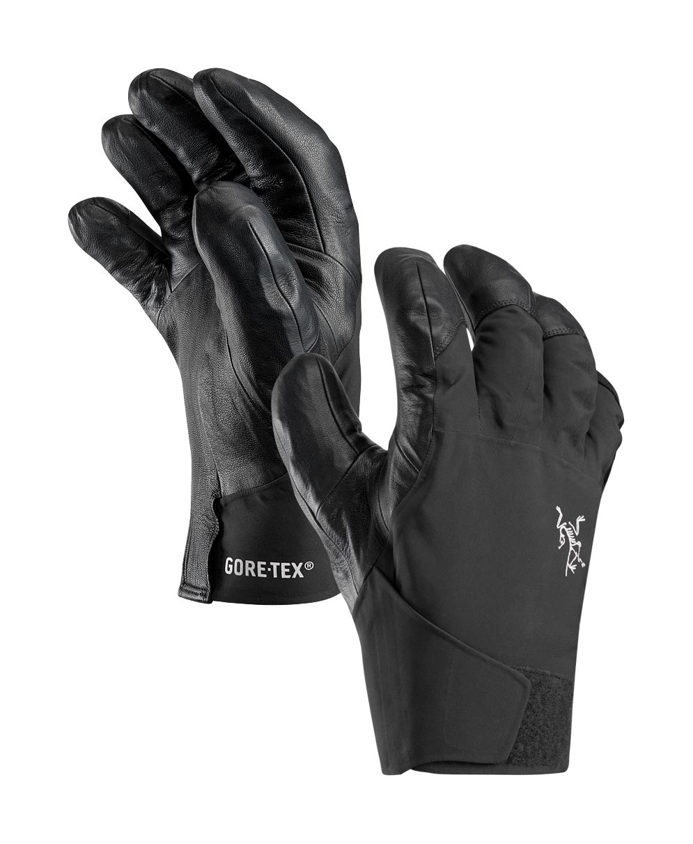 Arcteryx Black Vertical SV Glove