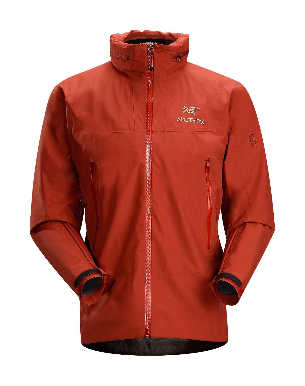 Arcteryx Naranja Alpha Sl Hybrid Jacket New Arc Teryx