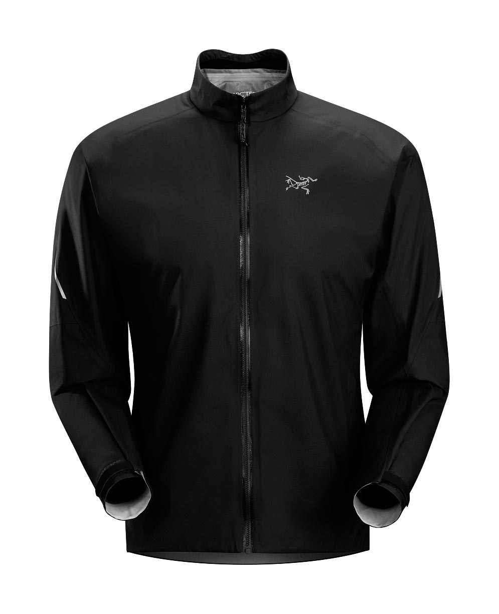 Arcteryx Black Visio FL Jacket - New