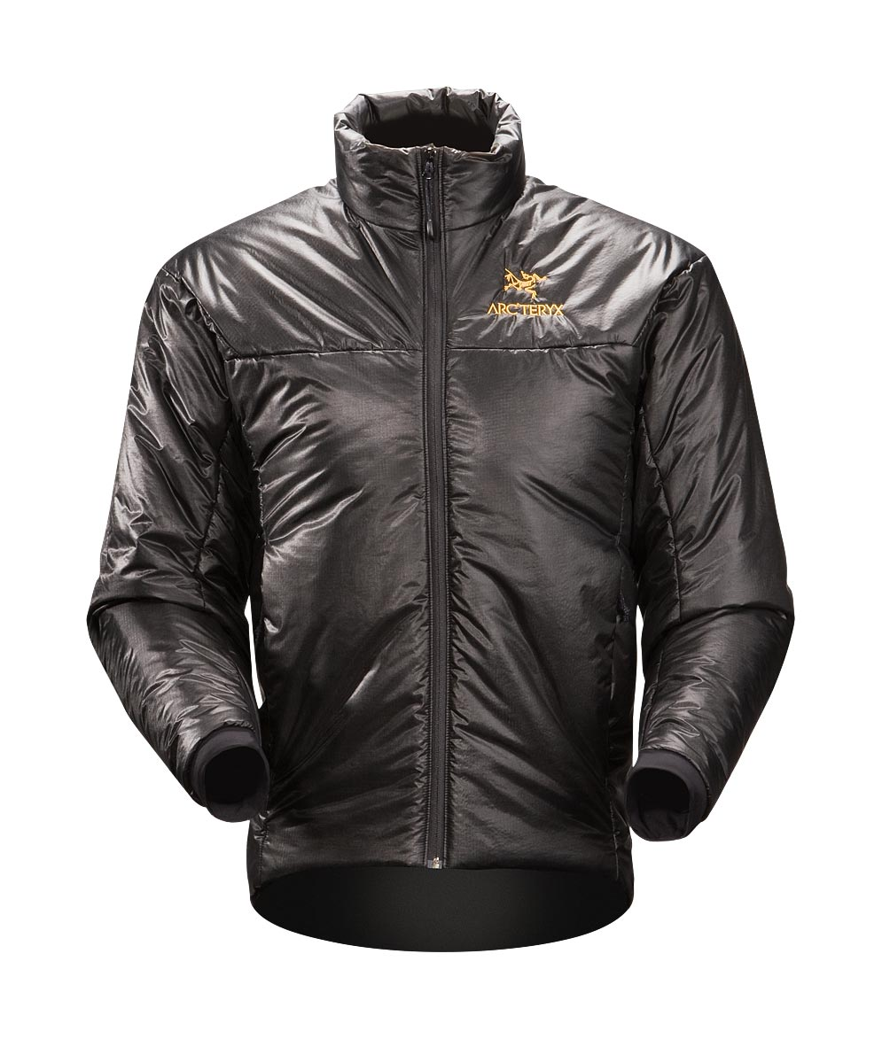 Arcteryx Black Solo Jacket