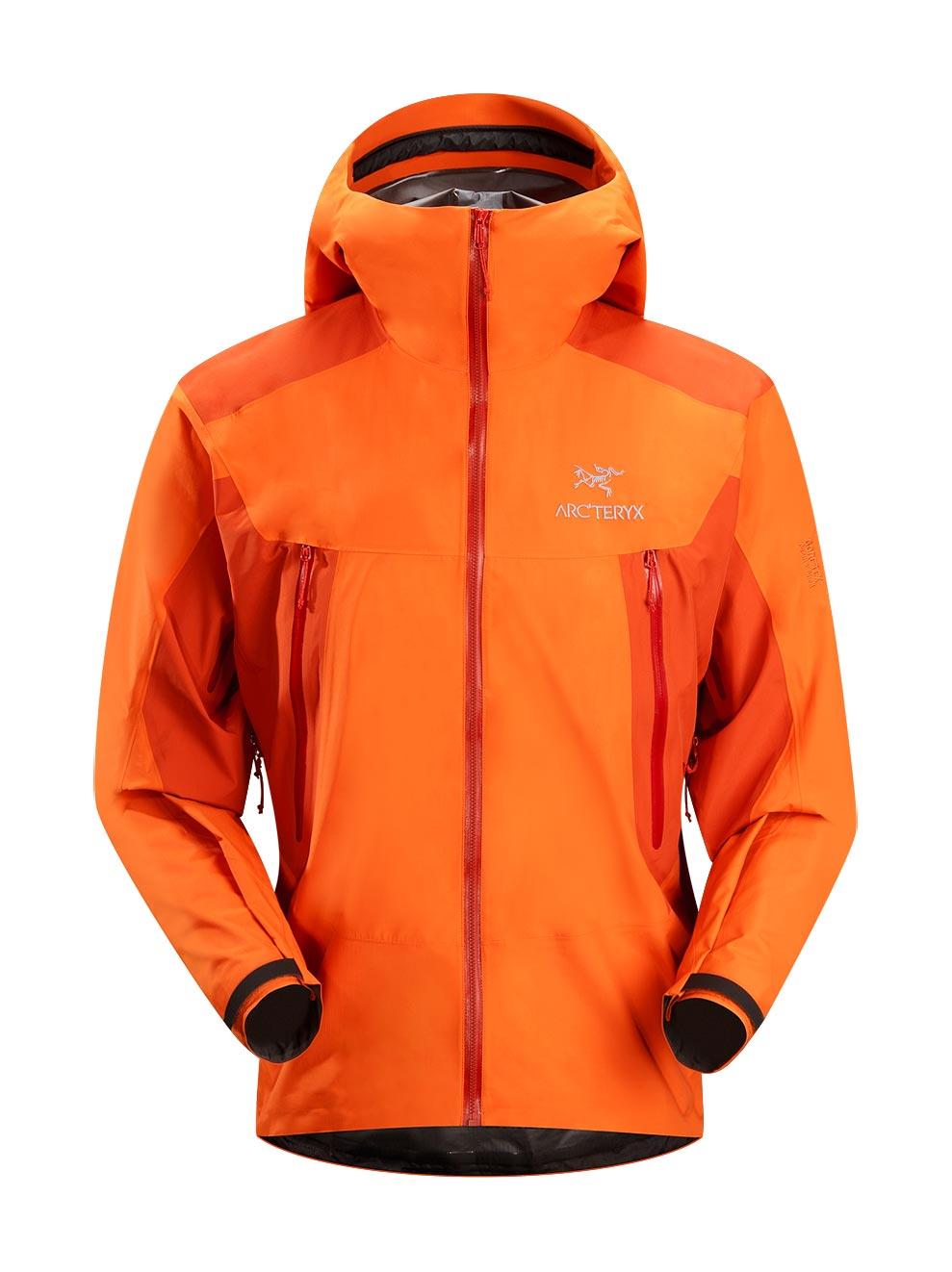 20f03bf87e1 Arcteryx Naranja Alpha SL Hybrid Jacket - New | Arc'teryx Jackets ...