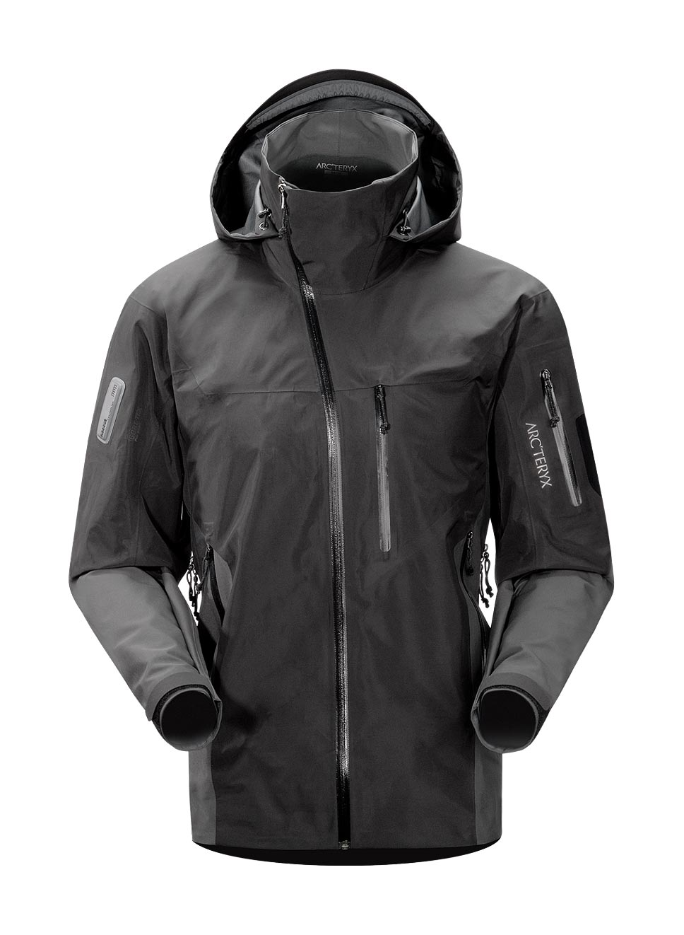 Arcteryx Black bird Sidewinder SV Jacket