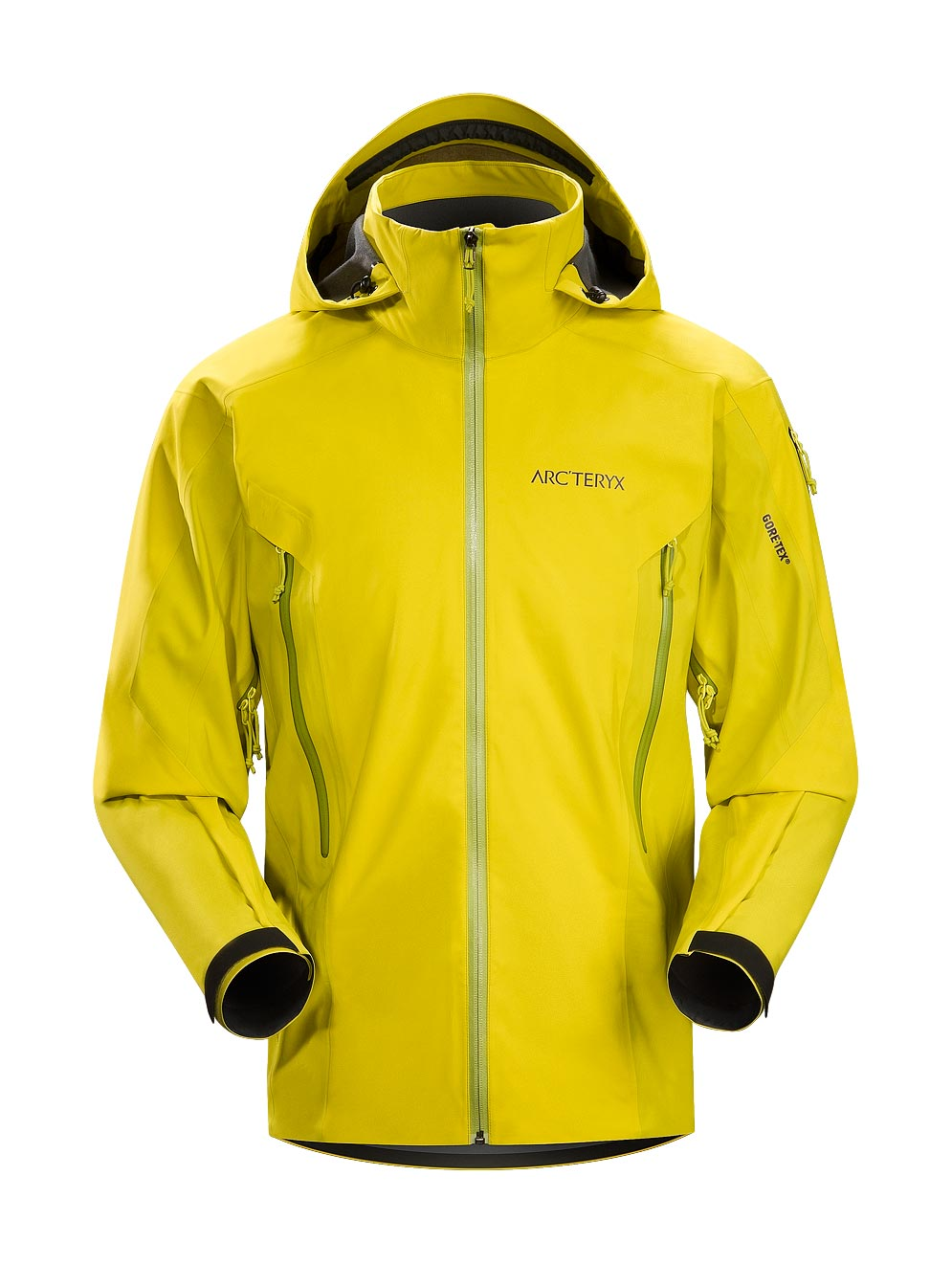 Arcteryx Sulphur Stingray Jacket