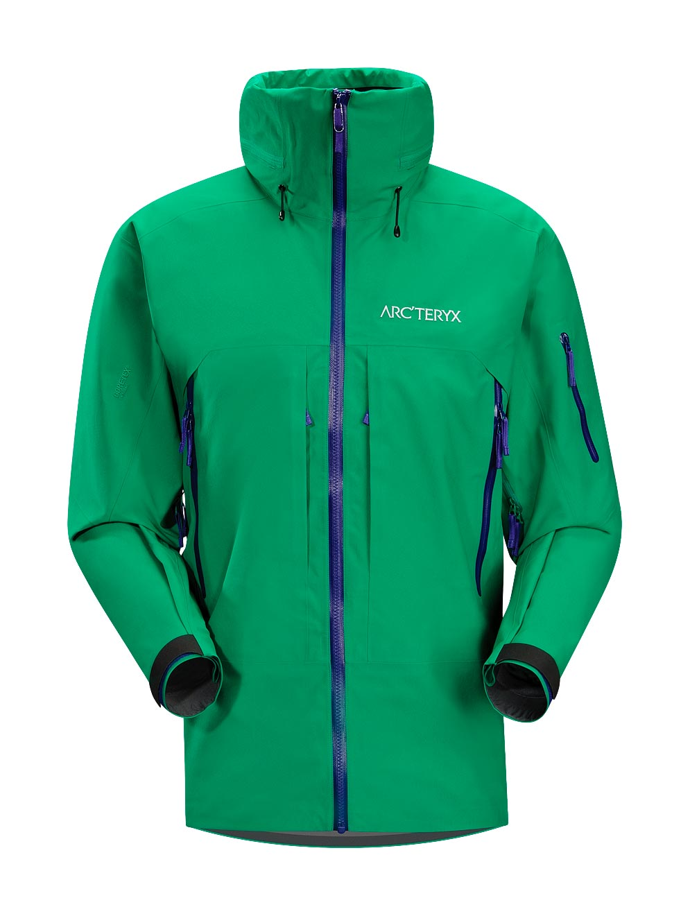 Arcteryx Green Light Vertical Jacket