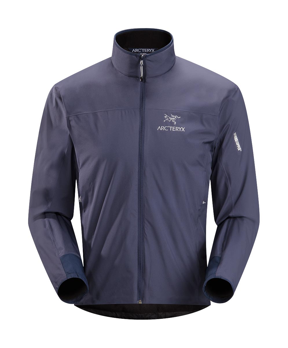 Arcteryx Blue Kyanite Solano Jacket