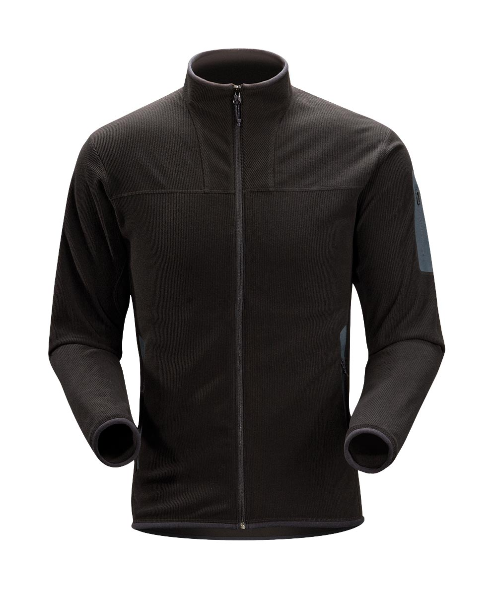 Arcteryx Black Caliber Cardigan