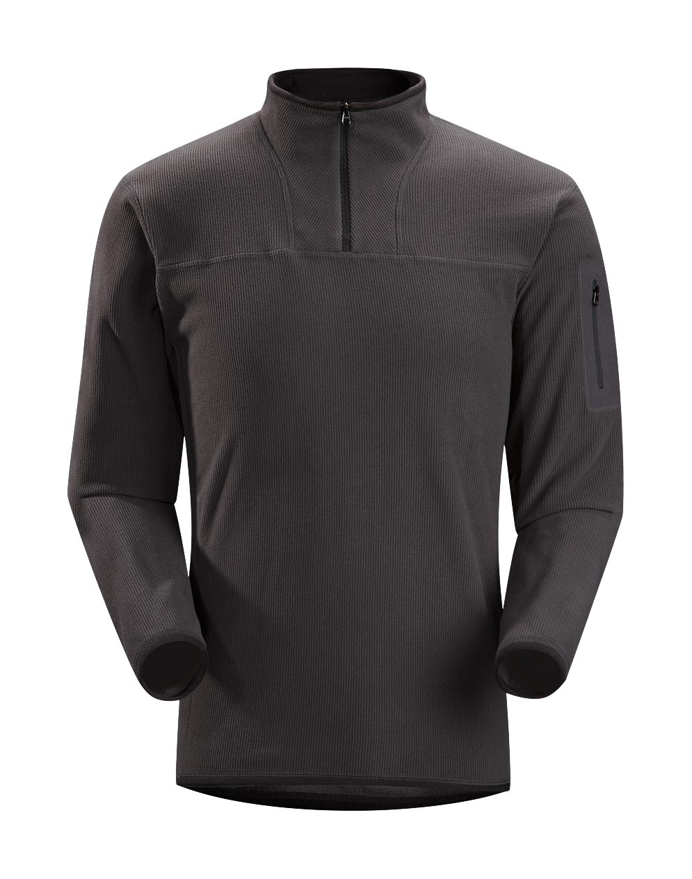 Arcteryx Carbon Copy Caliber Zip Neck