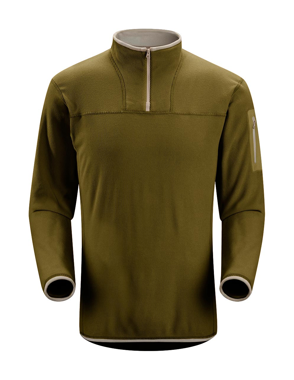 Arcteryx Tree Caliber Zip Neck