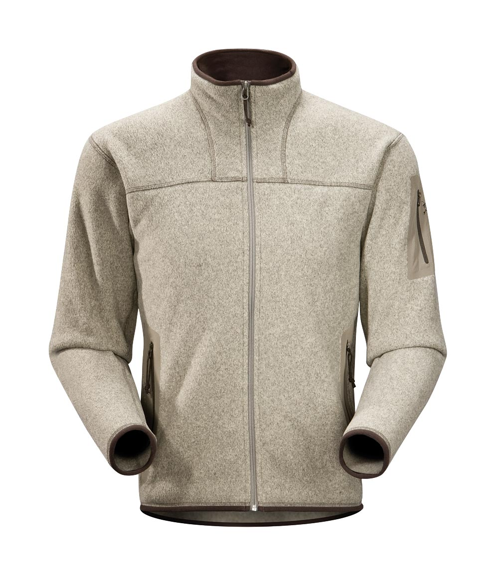 Arcteryx Light Carbide Covert Cardigan