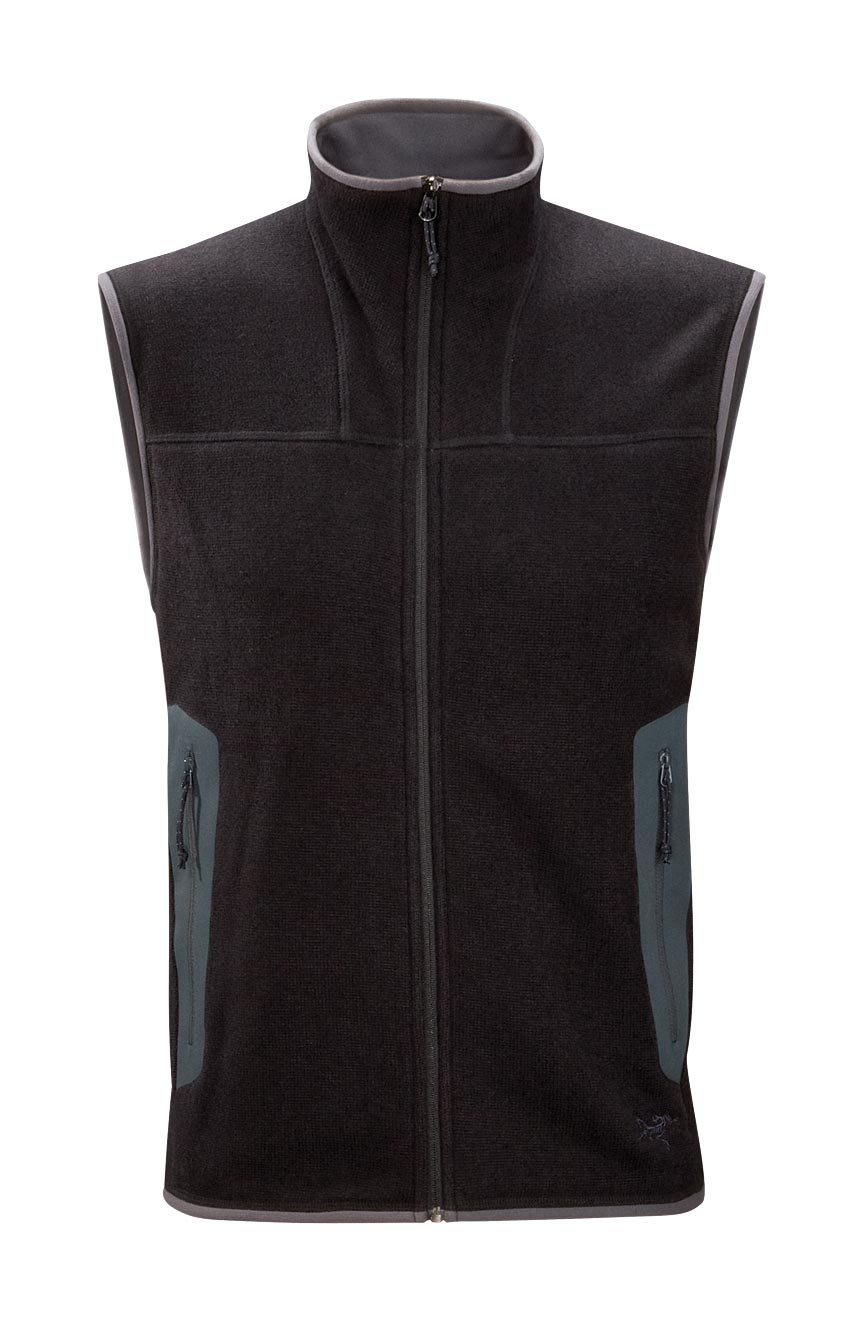 Arcteryx Black Covert Vest