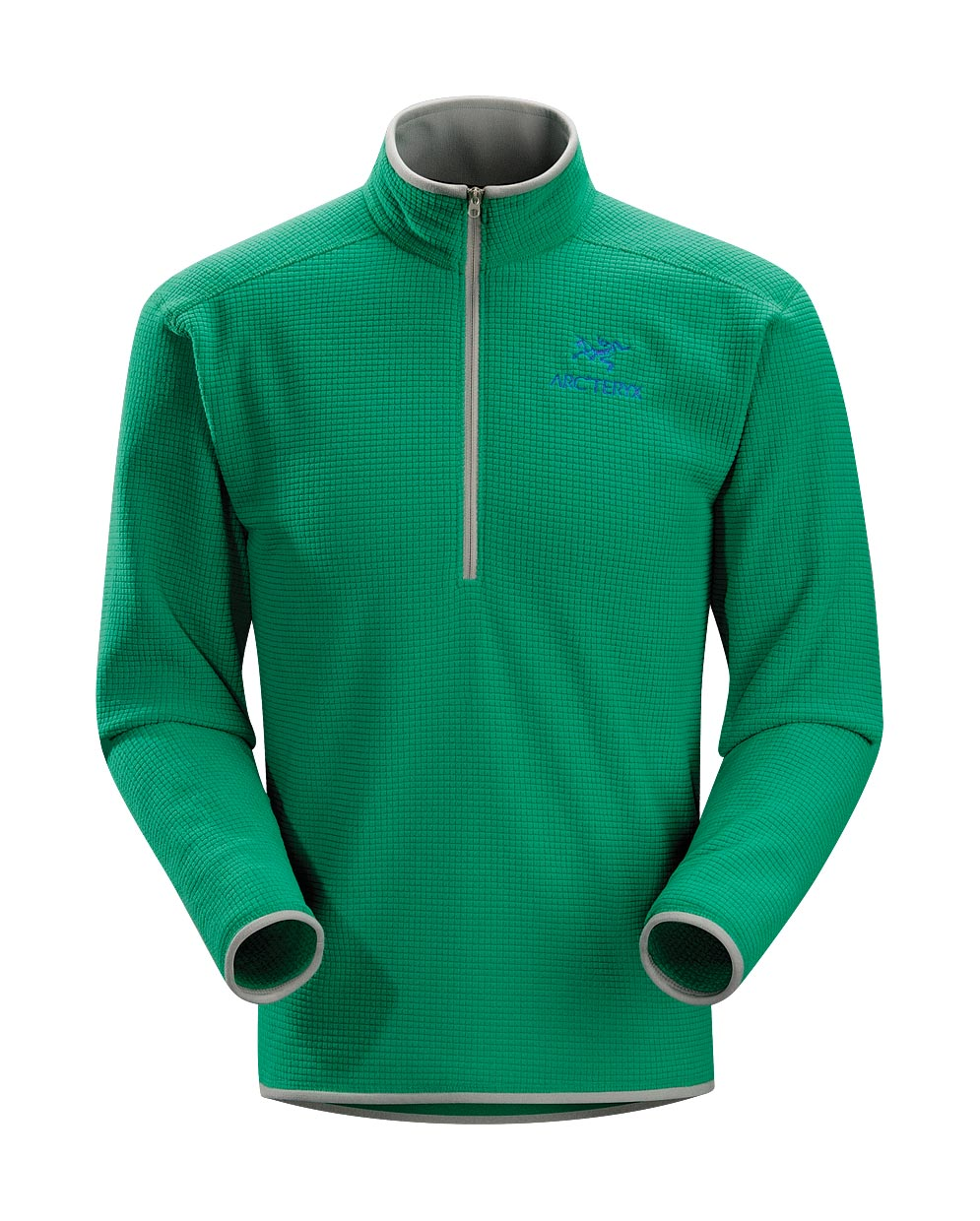 Arcteryx Green Light Delta AR Zip