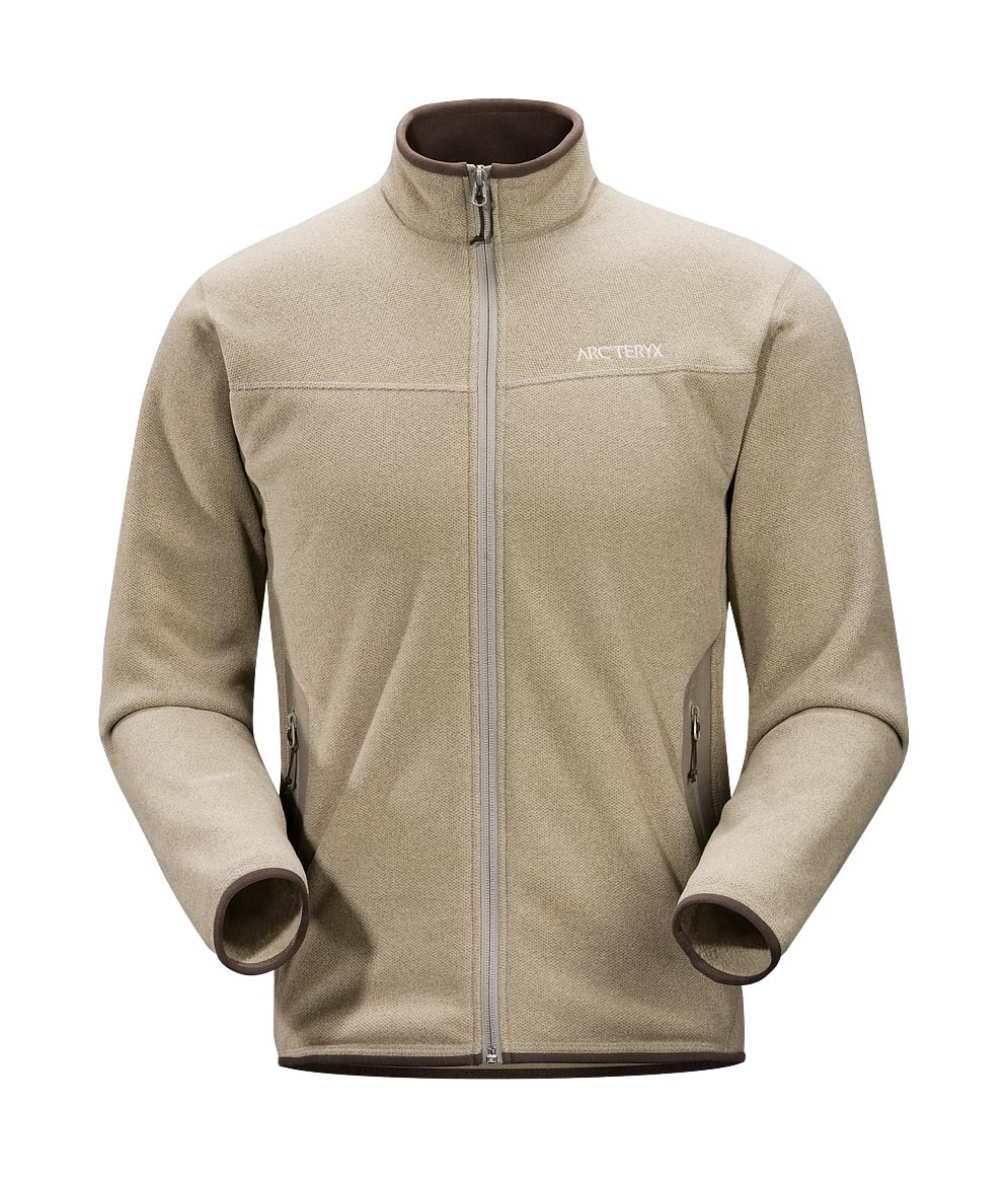 Arcteryx Light Carbide Apache Cardigan