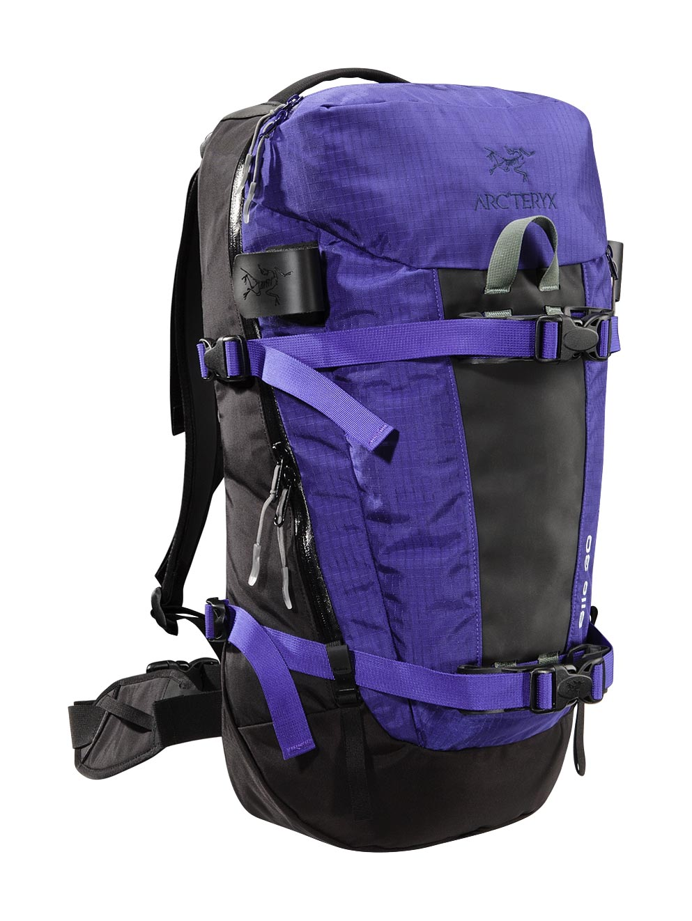 Arcteryx Squid Ink Silo 32