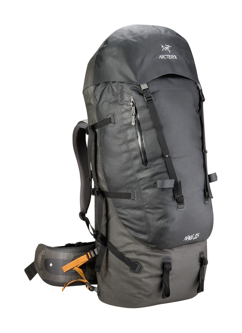 Arcteryx Black bird Naos 85