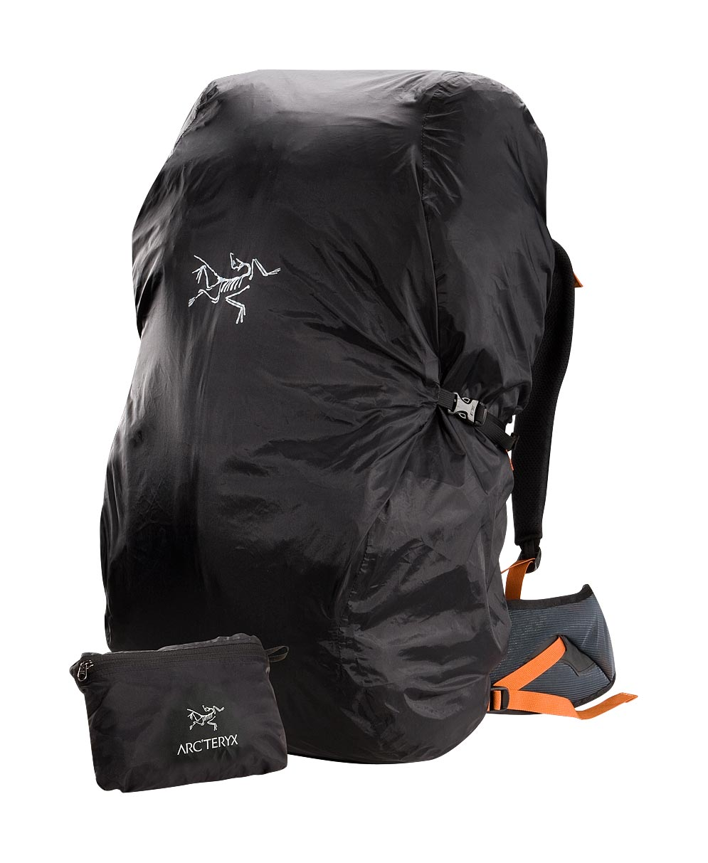 Arcteryx Black Pack Shelter S