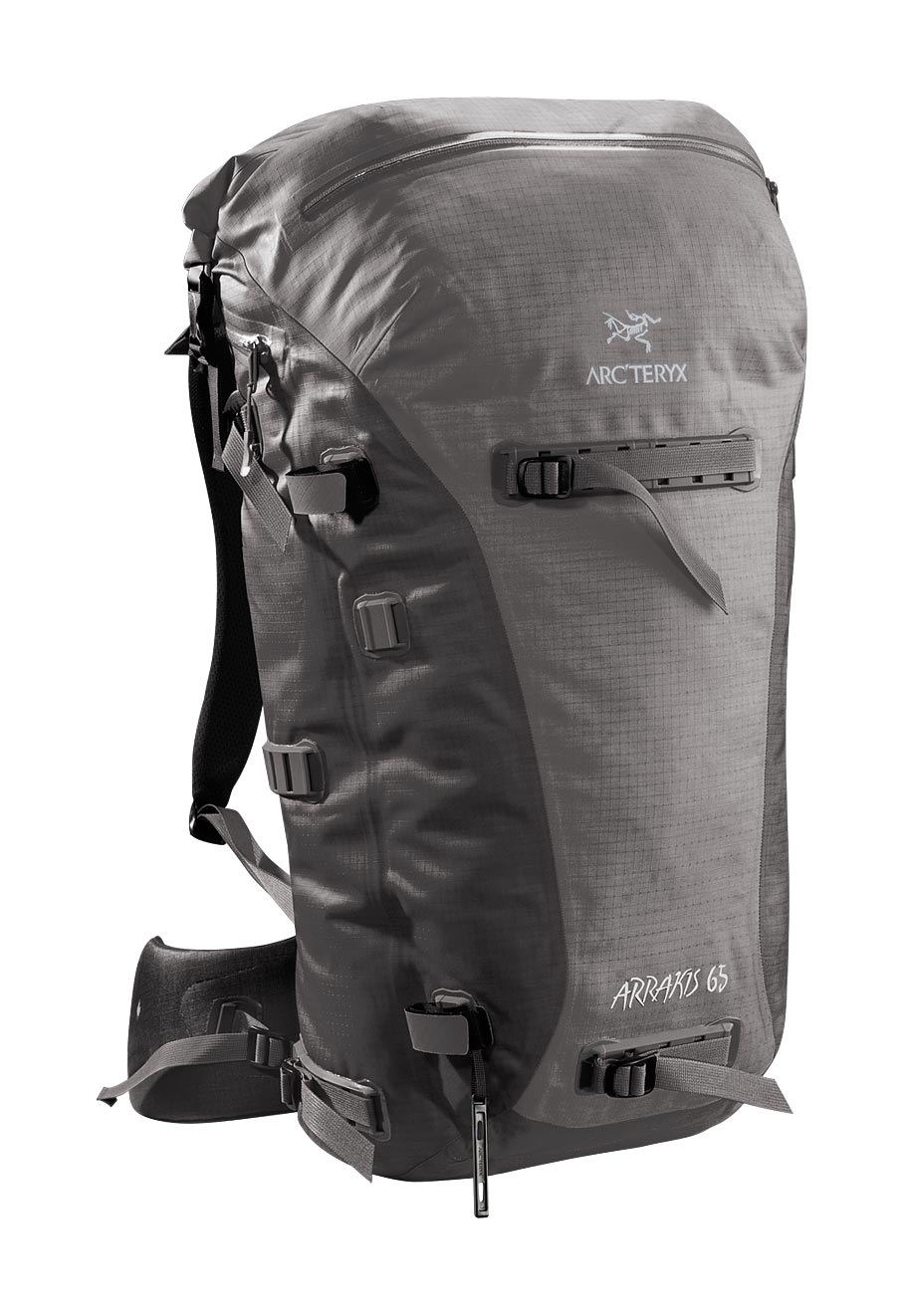 Arcteryx Black bird Arrakis 65