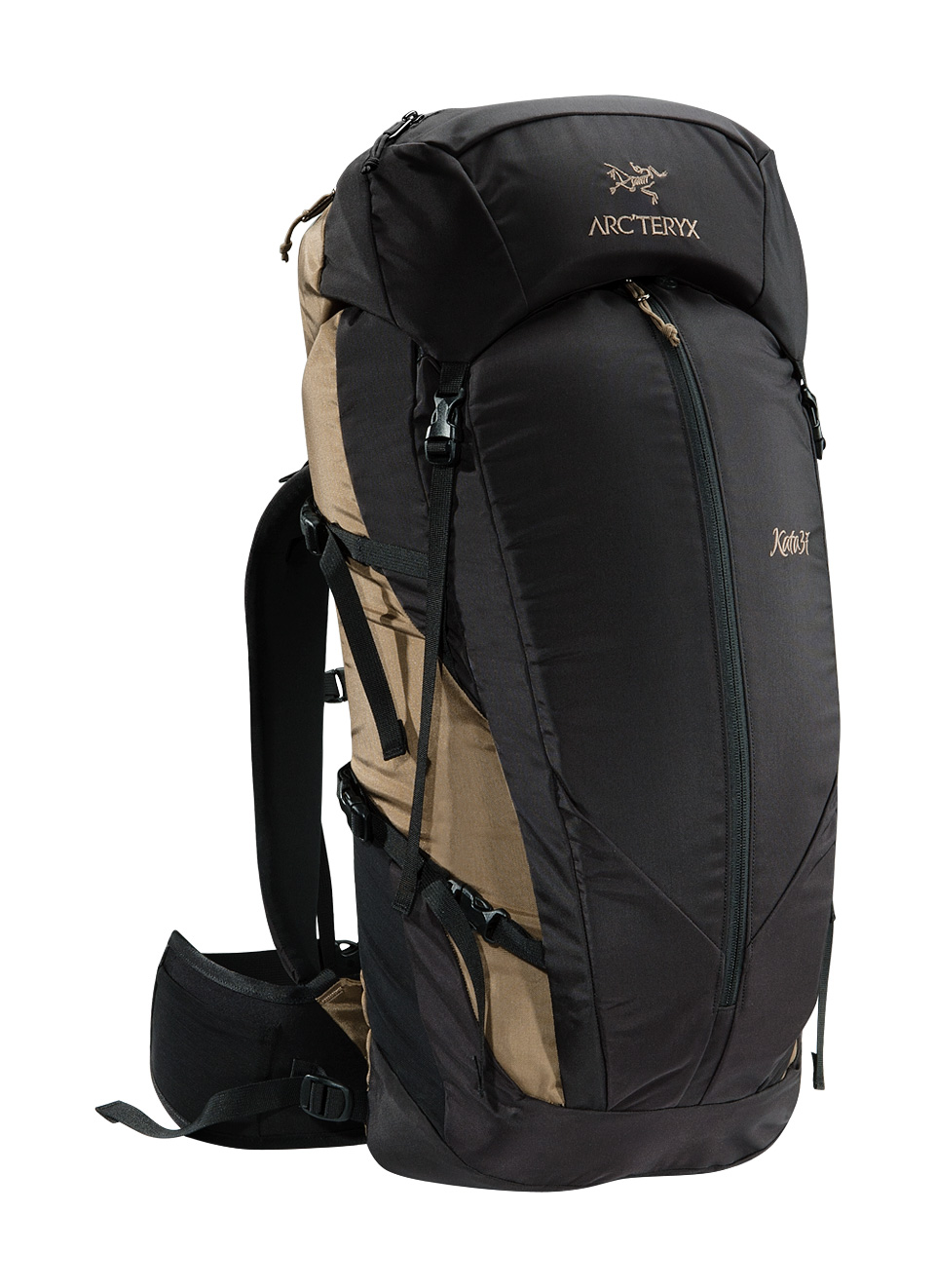 Arcteryx Nubian Brown Kata 38 - New