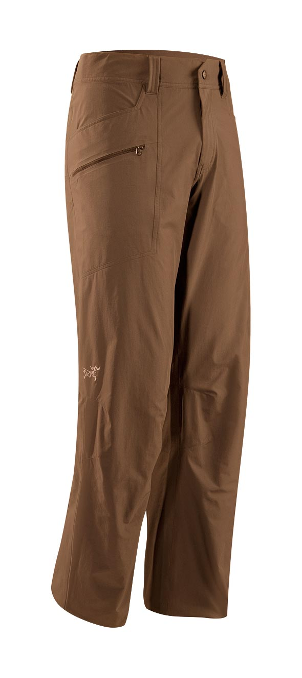 Arcteryx Nubian Brown Perimeter Pant - New