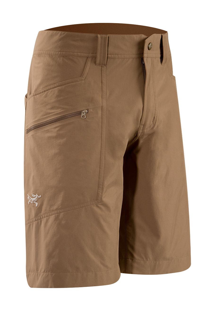 Arcteryx Nubian Brown Perimeter Short - New