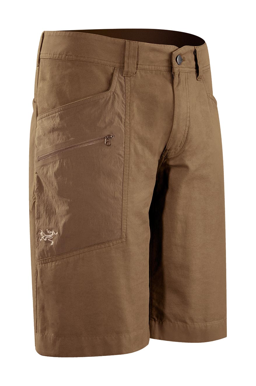 Arcteryx Nubian Brown Adventus Long
