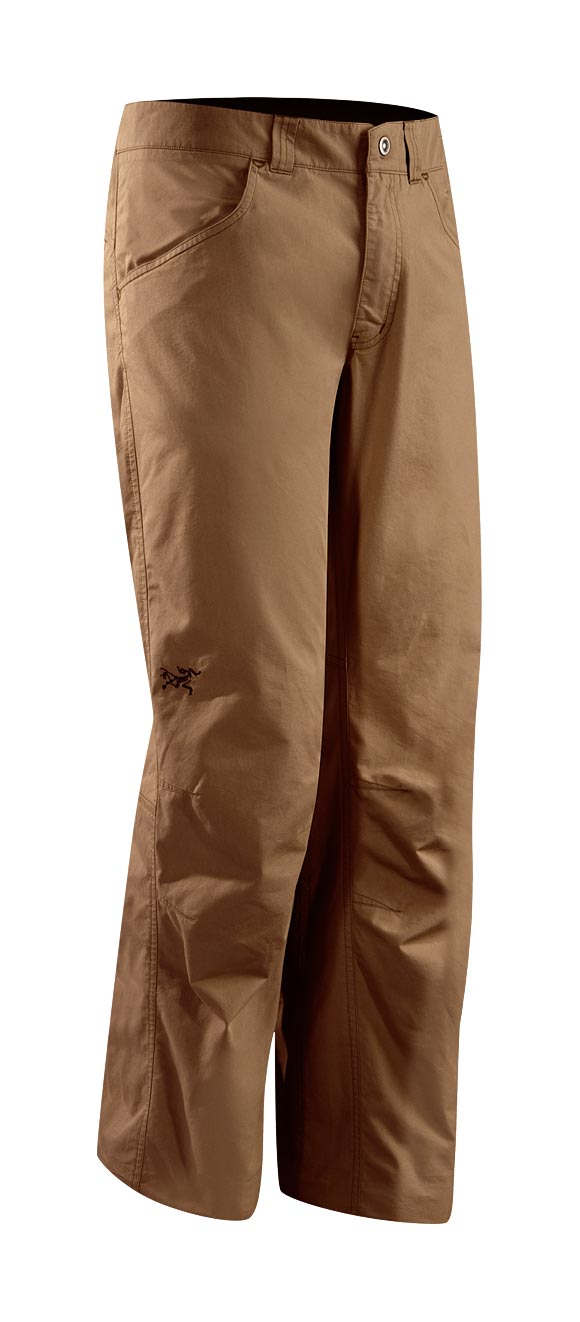 Arcteryx Nubian Brown Renegade Pant - New
