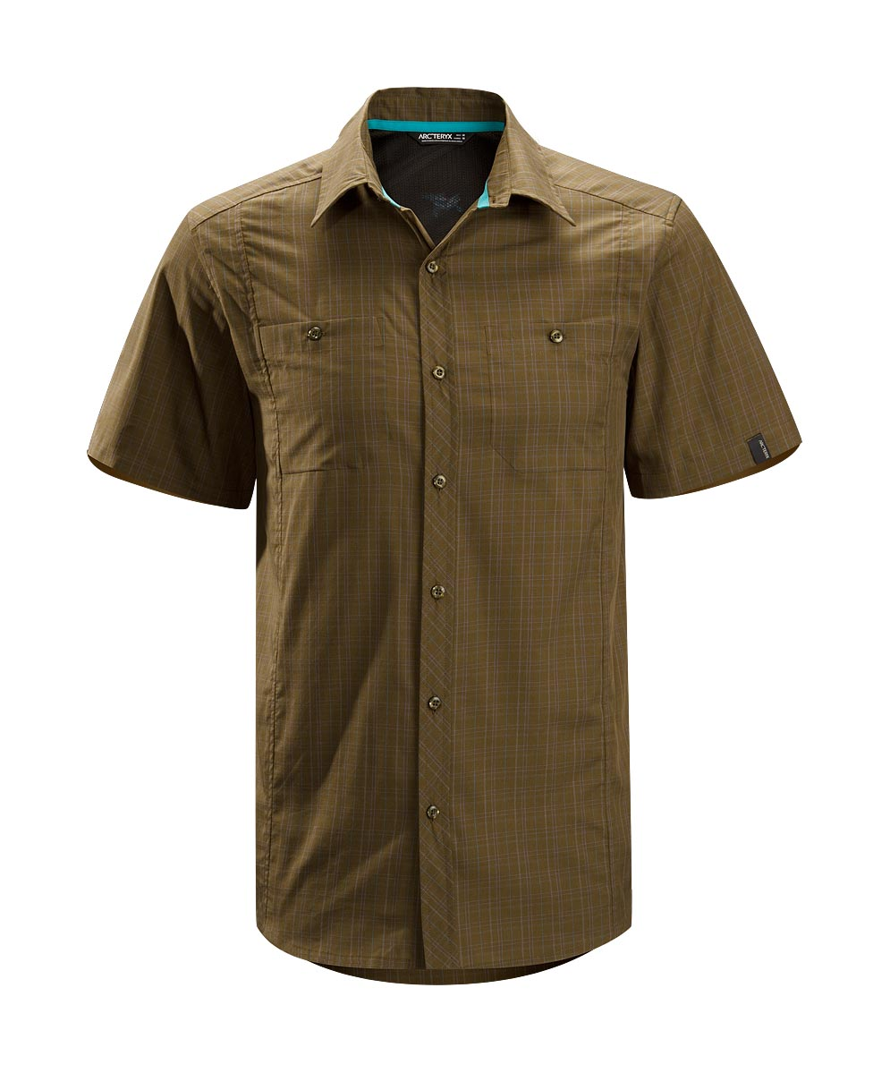 Arcteryx Tree Borderline Shirt SS - New