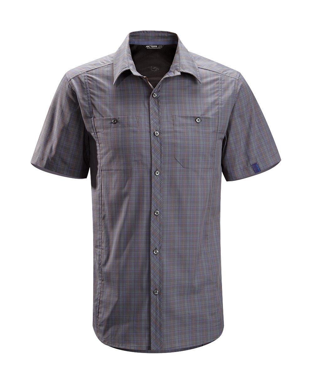 Arcteryx Tungsten Borderline Shirt SS - New