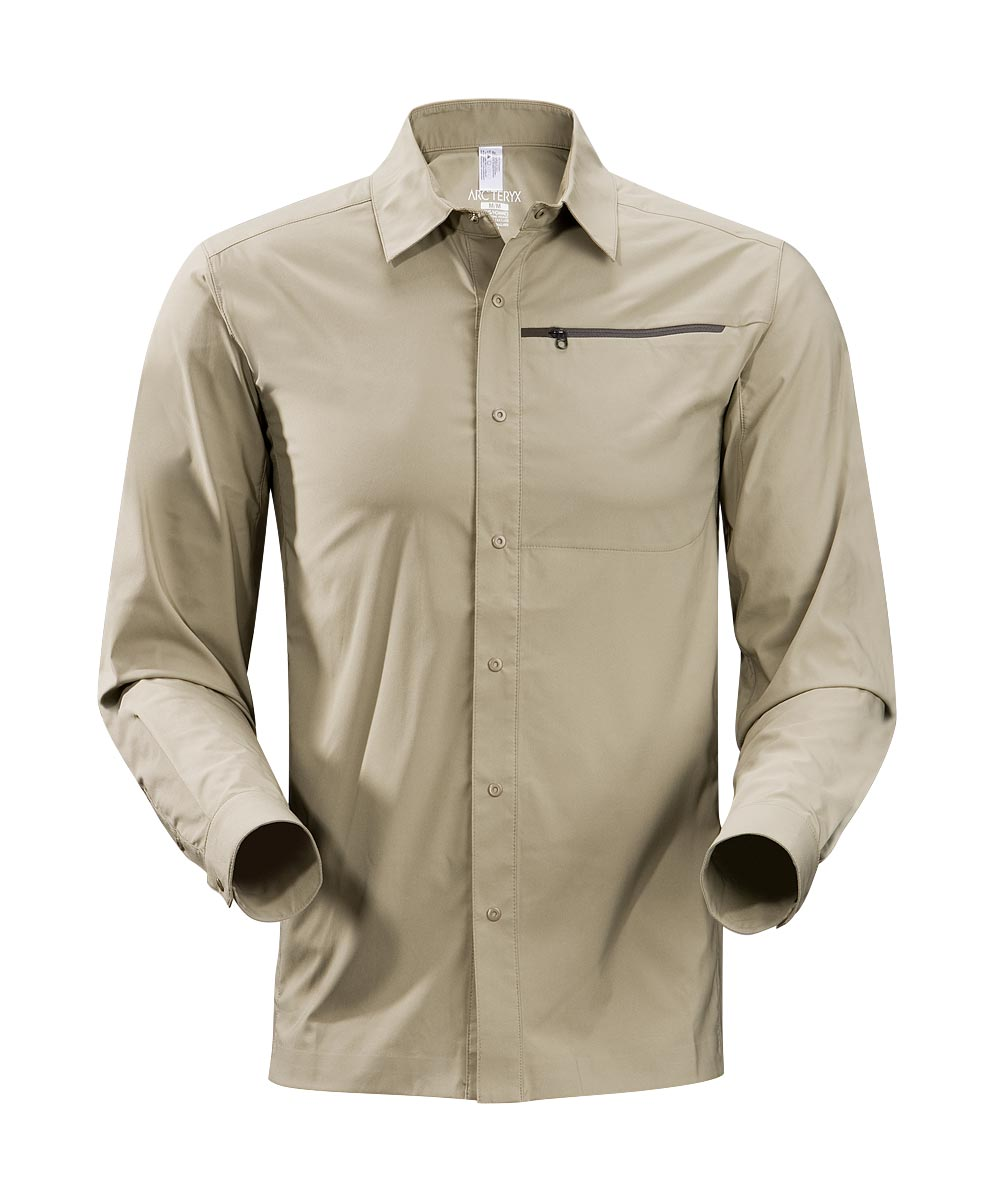 Arcteryx Light Carbide Skyline Shirt LS