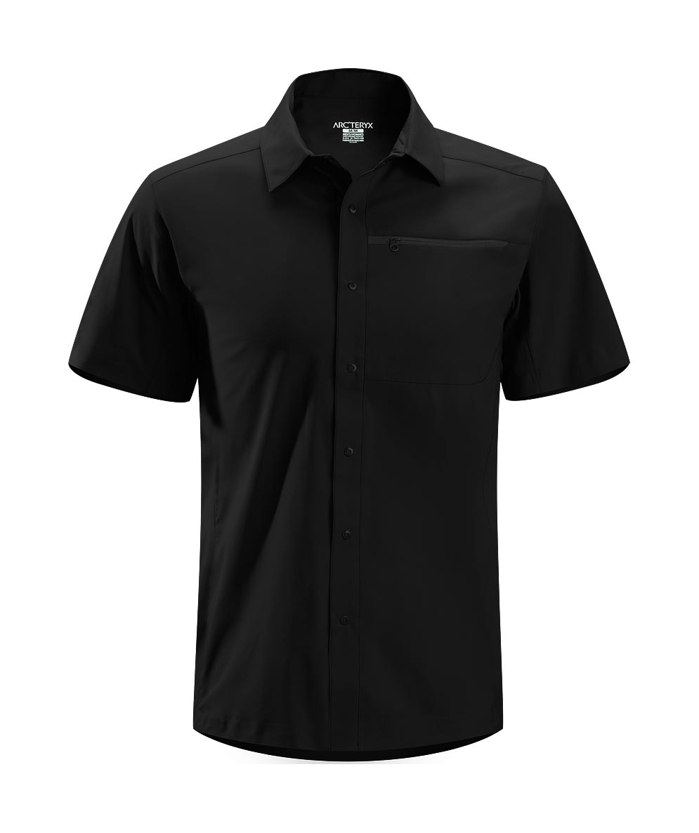 Arcteryx Black bird Skyline Shirt SS