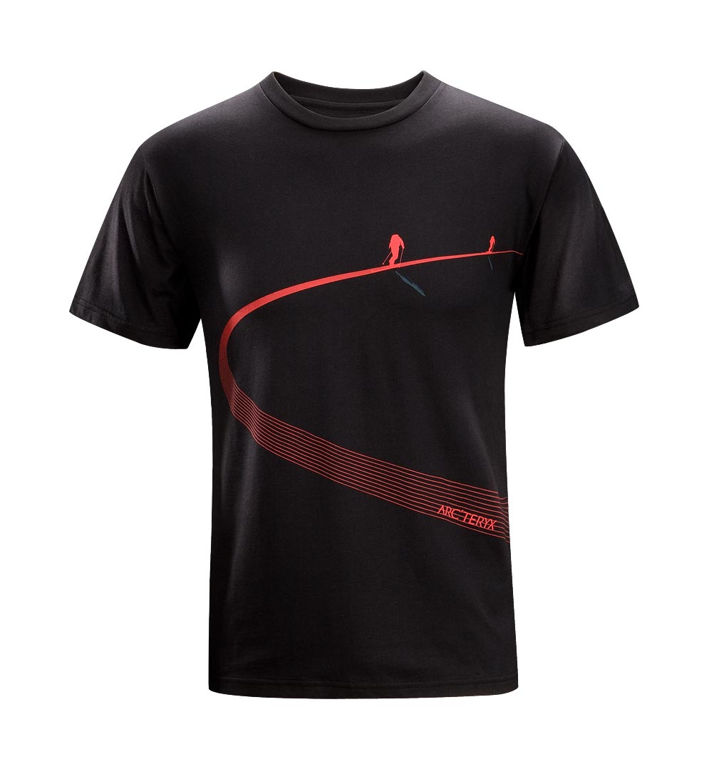 Arcteryx Black Tour Line T-Shirt