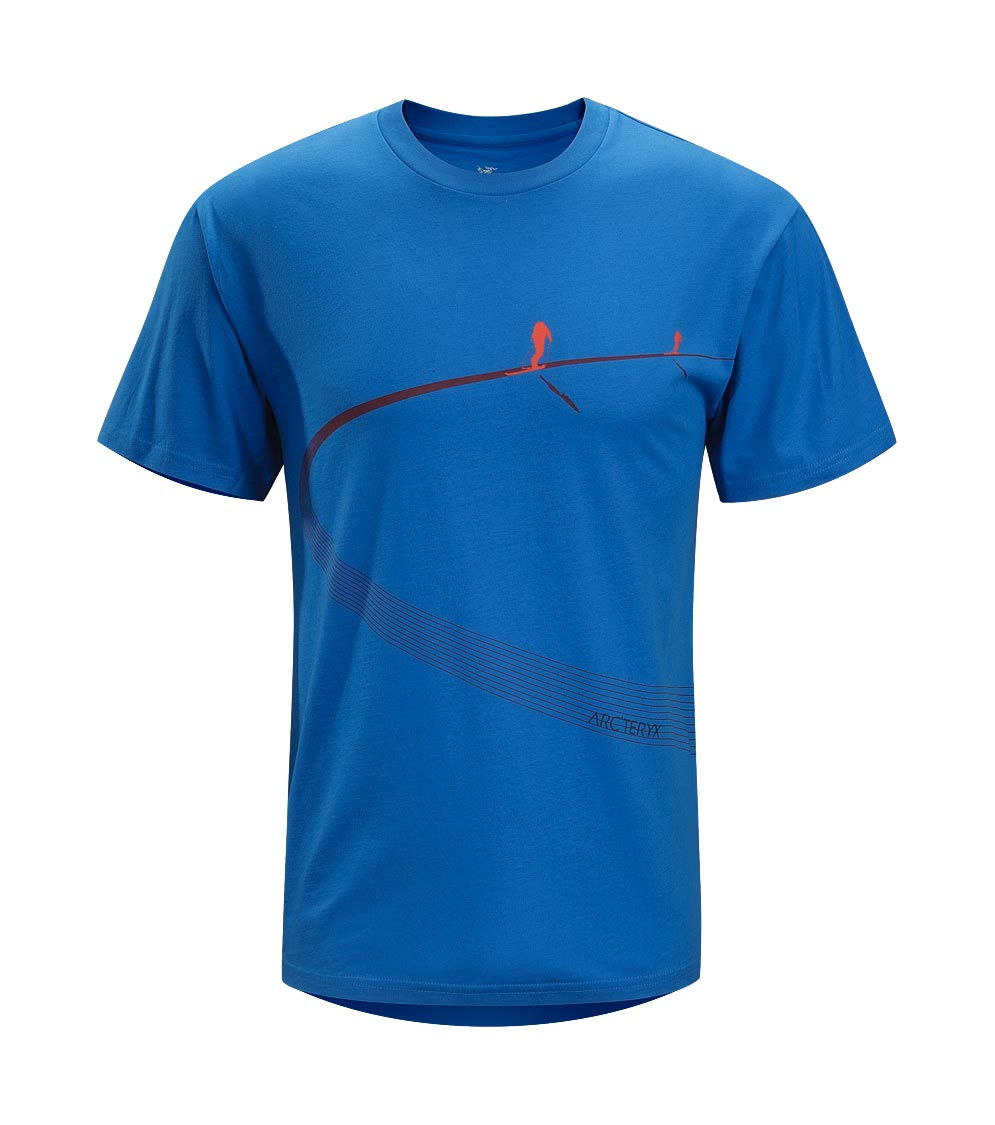 Arcteryx Blue Ray Tour Line T-Shirt