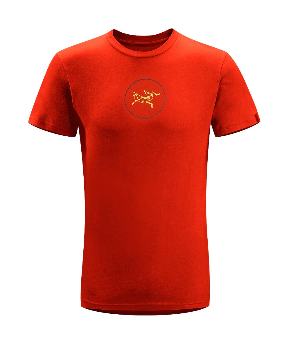 Arcteryx Iron Oxide Circle Logo T-Shirt - New