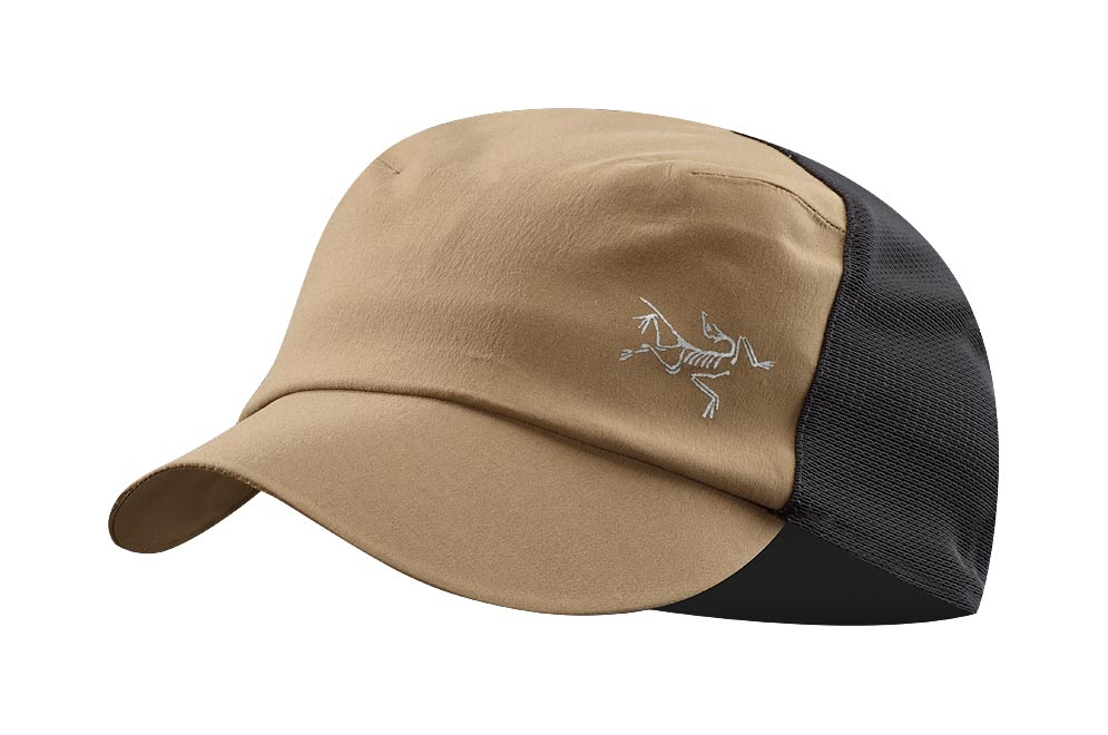 Arcteryx Nubian Brown Escapa Cap - New