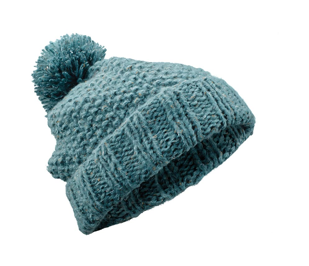 Arcteryx Reef Blue Covert Beanie