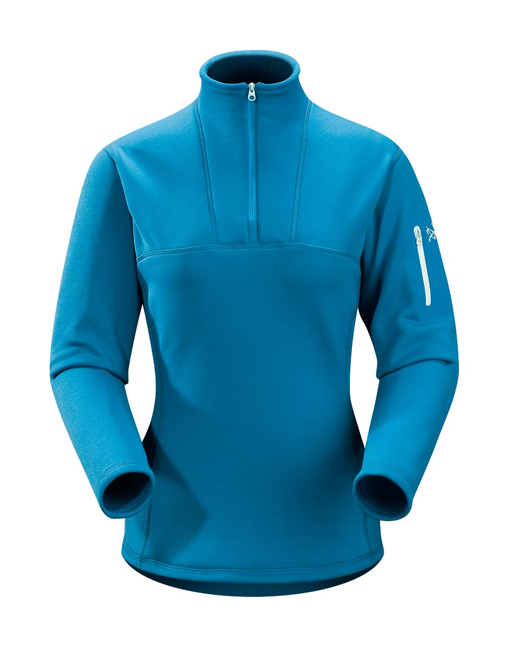 Arcteryx Bondi Blue Rho AR Top