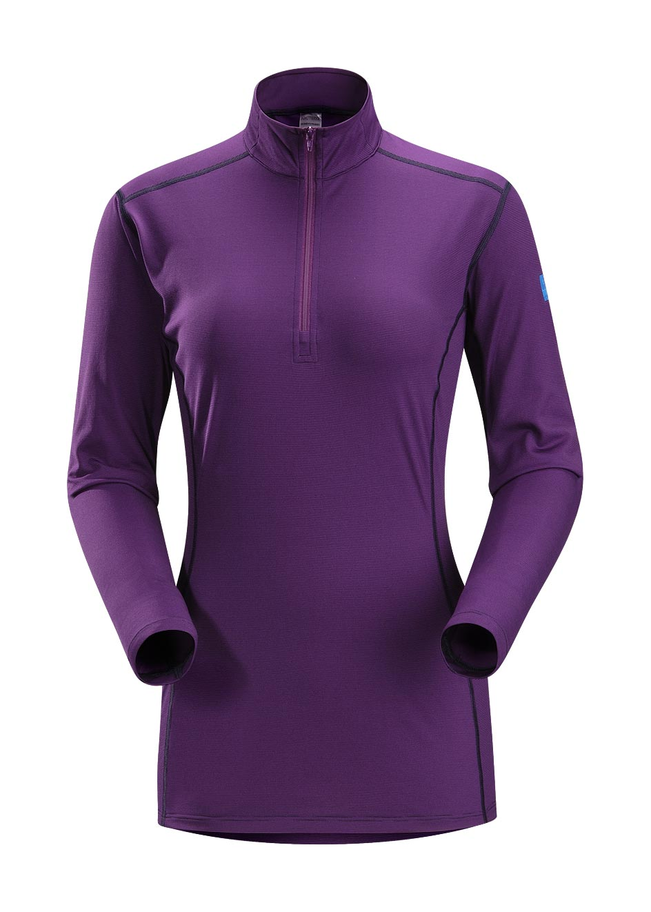 Arcteryx Royale Phase SL Zip Neck