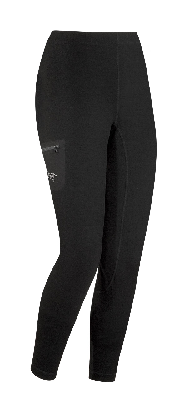 Arcteryx Black Rho LTW Bottom