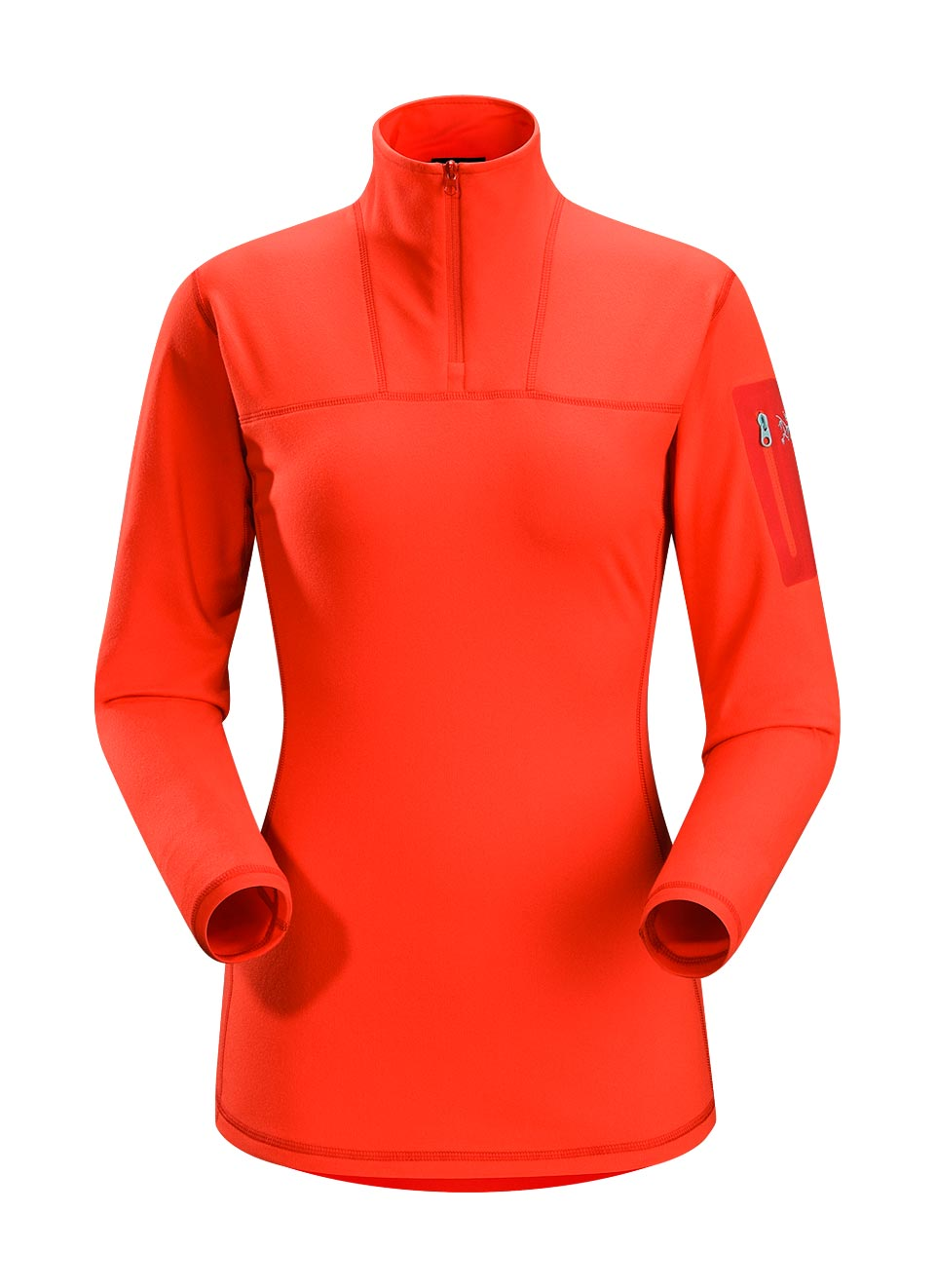 Arcteryx Poppy Rho LT Zip