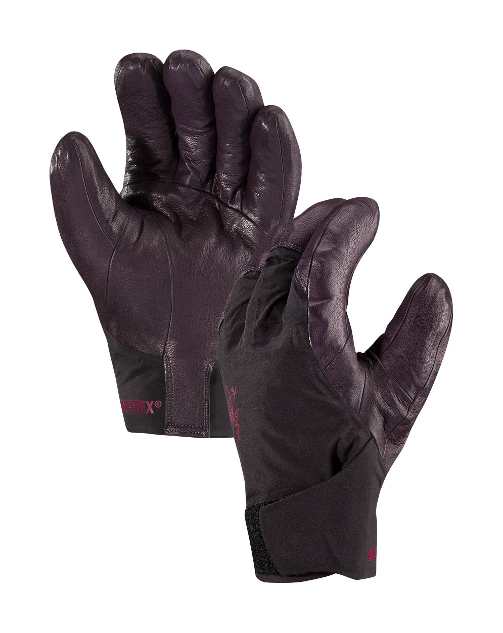 Arcteryx Black Cherry Vertical SV Glove Womens