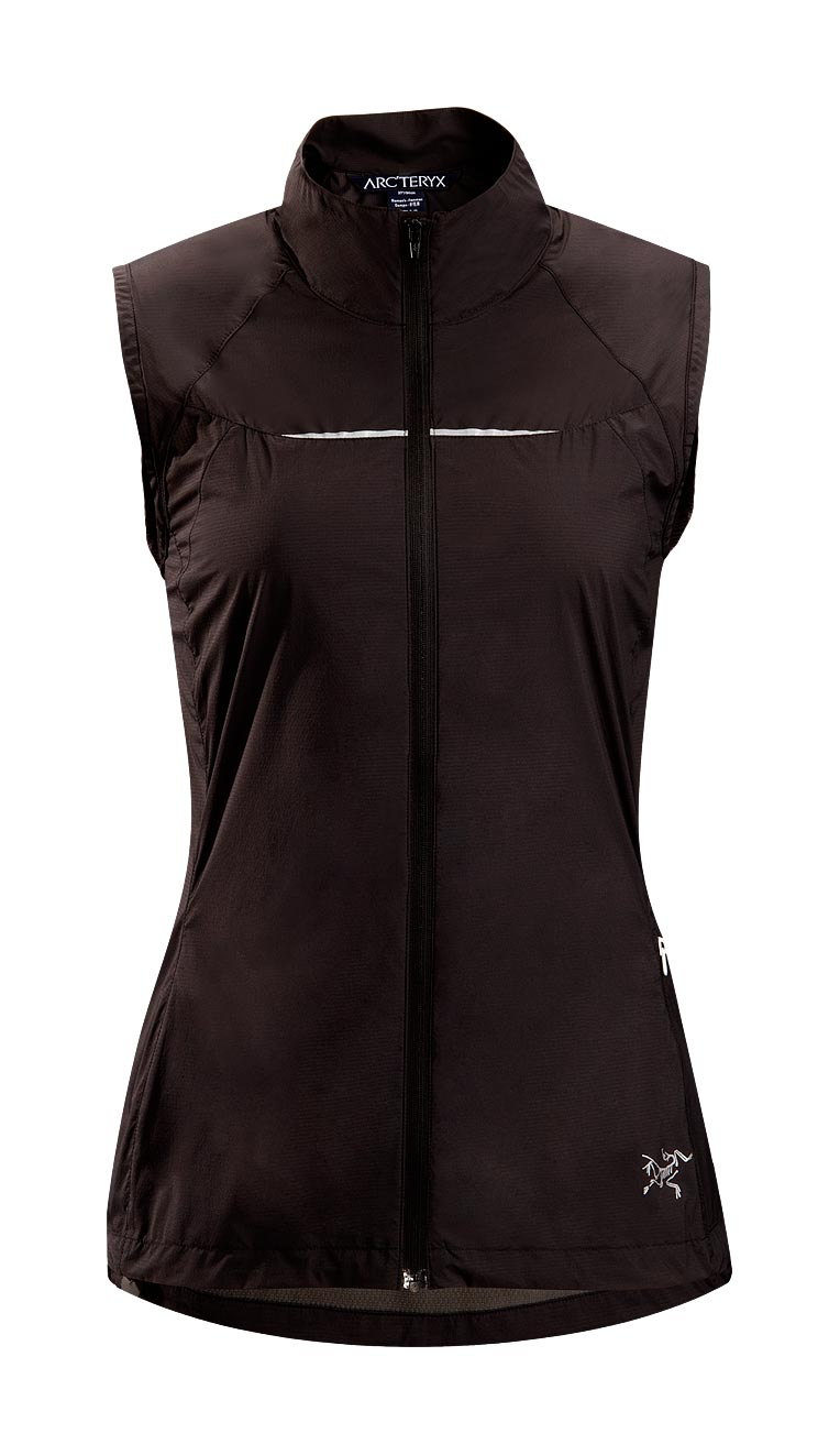 Arcteryx Black Cita Vest - New