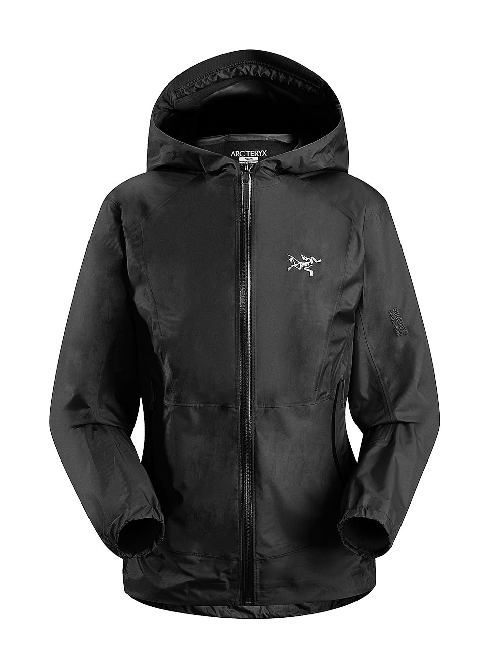 Arcteryx Black Consort Jacket - New