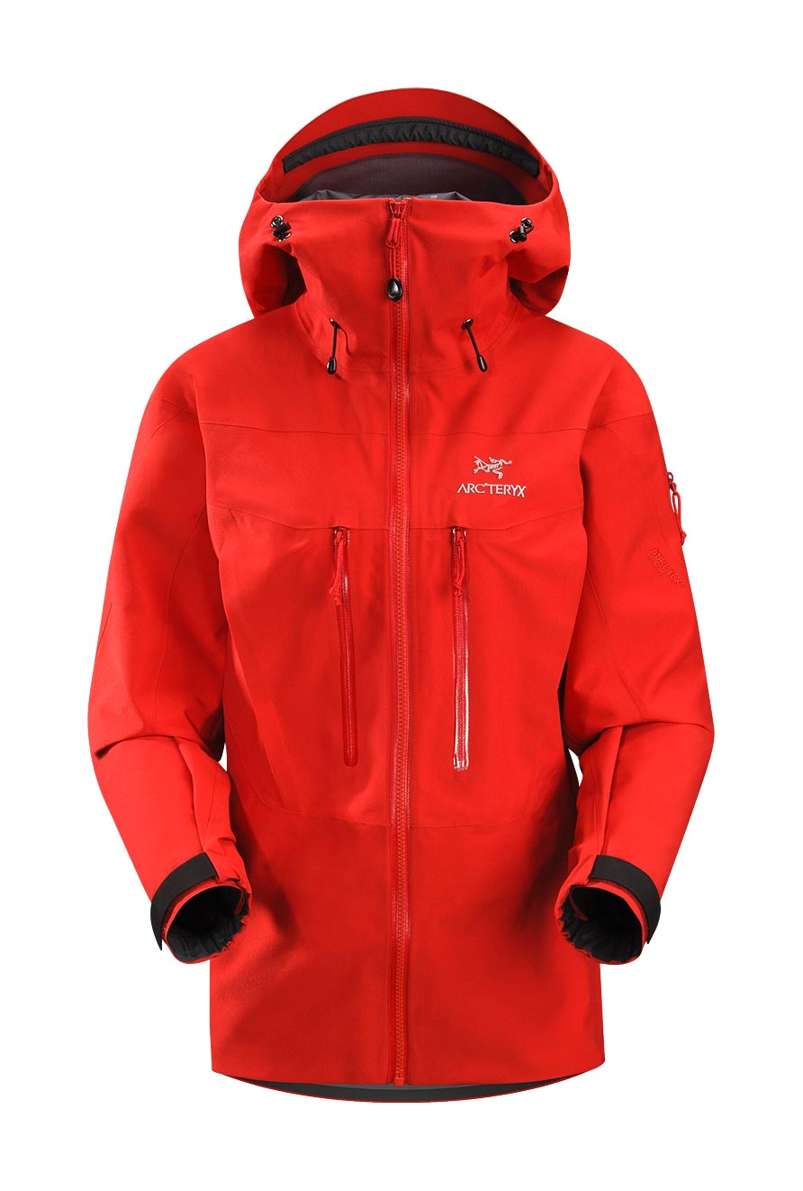 Arcteryx Paintbrush Alpha SV Jacket