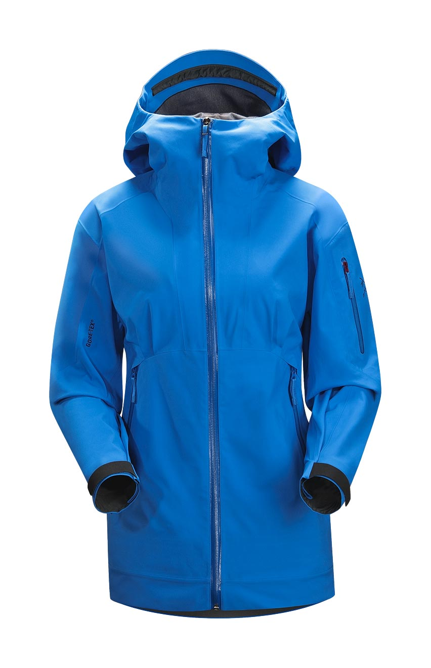 Arcteryx Betty Blue Sentinel Jacket