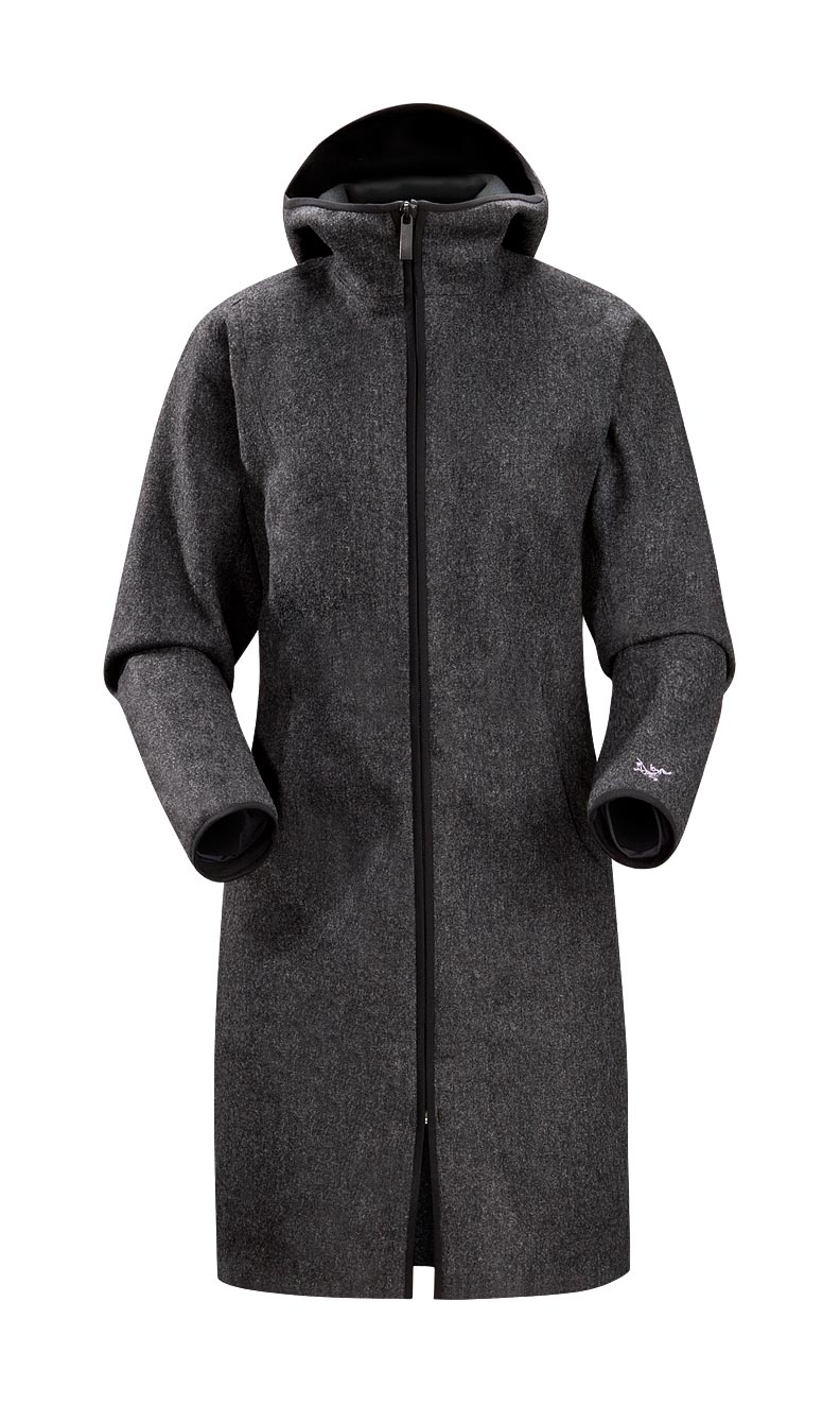 Arcteryx Carbon Copy Lanea Long Coat