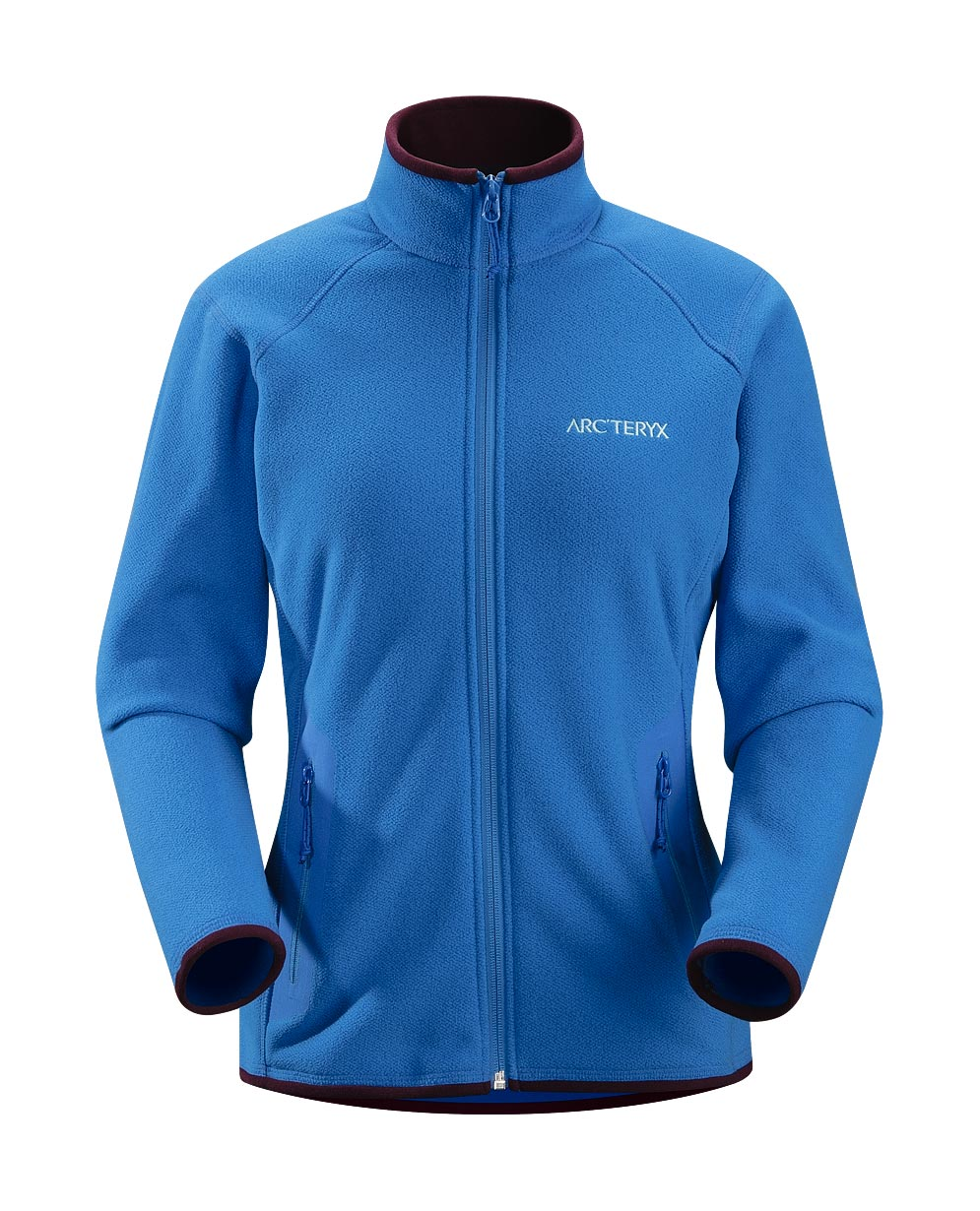 Arcteryx Betty Blue Apache Cardigan