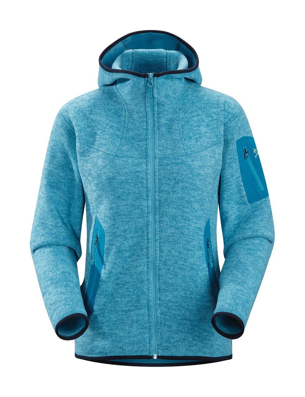 Arcteryx Reef Blue Covert Hoody